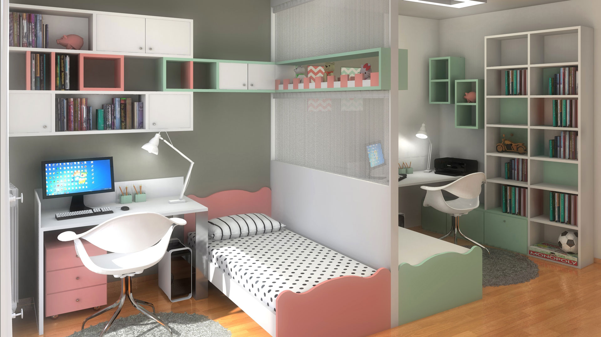 KIDS ROOM - ΑΙΓΑΛΕΩ - ΑΘΗΝΑ - KIDS ROOM - AIGALEO - ATHENS