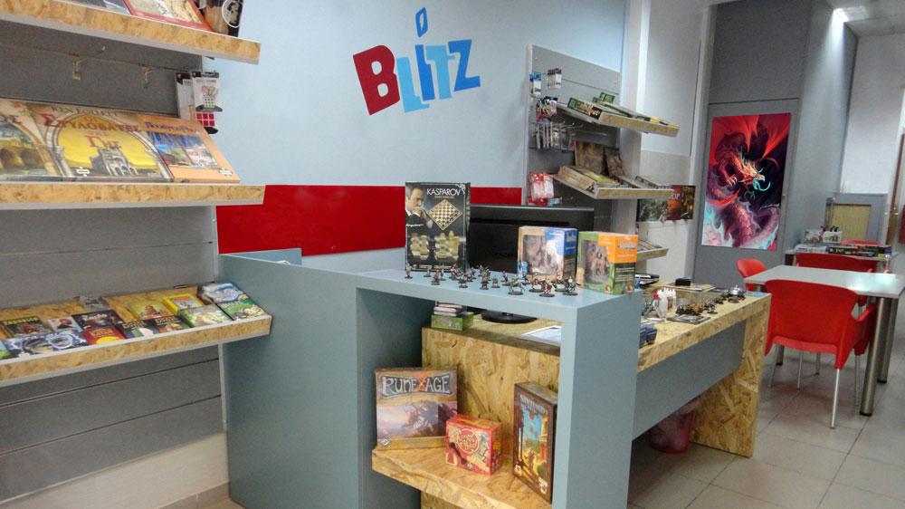 ΚΑΤΑΣΤΗΜΑ ΠΑΙΧΝΙΔΙΩΝ BLITZ - BLITZ GAME SHOP